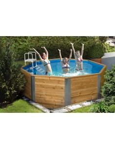 Weka Pool, 593 310x310x116 cm Art.Nr.: 593.3131.00.14