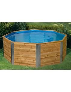 Weka Pool, 593 A 376x376x116 cm Art.Nr.: 593.4040.00.00
