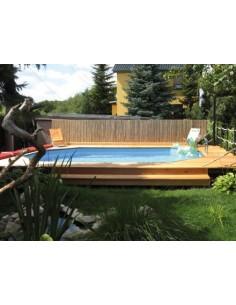 Weka Pool, 594 A 376x850x116 cm Art.Nr.: 594.4070.00.10