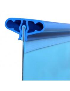 Ovalfolie, 490x300x120 cm (Einhängebiese) Art.Nr.: 012347