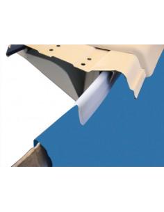 Ovalfolie, 549x366x150 cm (überlappend) Art.Nr.: 011941