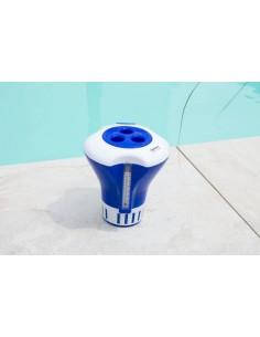 Chlordosierschwimmer mit integriertem Thermometer, Art.Nr.: 079070