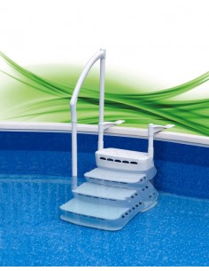 Einbautreppe PVC Komfort 2, Art.Nr.: 018050