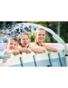 Multi-Color LED Wasserfontäne, Art.Nr.: 128089