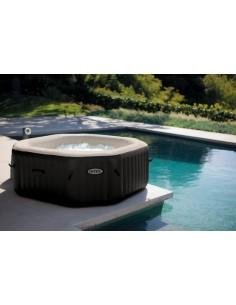 "Intex Pure Spa 79"" - Bubble, Jet Kalkschutz- & Salzwassersystem"