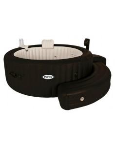 Intex Sitzbank aufblasbar dunkelbraun für Pure Spa