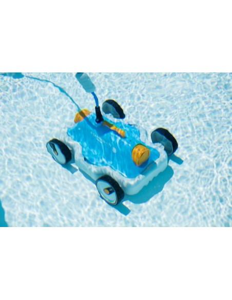 Schwimmbadreiniger Speedcleaner Poolrunner S63