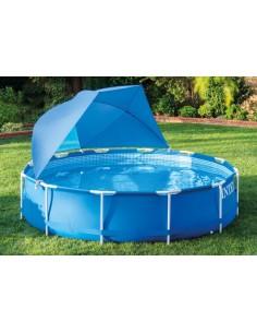 Poolüberdachung für Rondo und Ultra Rondo