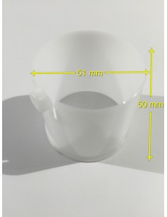 Intex Kunststoffeinsatz für horizontale Stangen