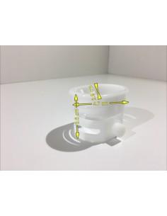 Verbindungsstift für vertikalen Steher