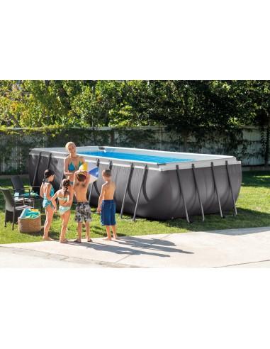 Intex Frame Pool Ultra Quadra XTR 549x274x132 cm