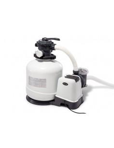 Intex Krystal Clear Sandfilteranlage 9,2 m³, Modell SF60220-2
