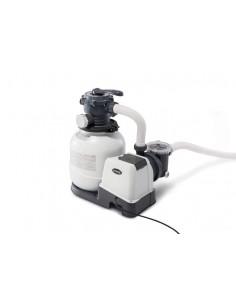 Intex Krystal Clear Sandfilteranlage 6 m³, Modell SF80220-2