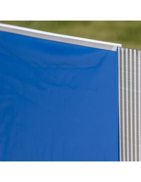 Blaue Innenfolie