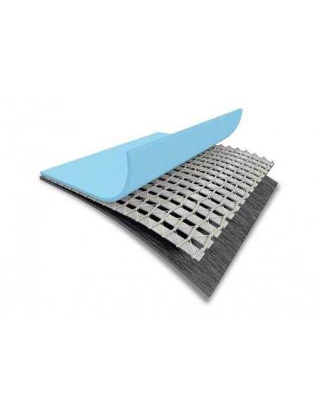 3 Lagen Super-Tough-Material