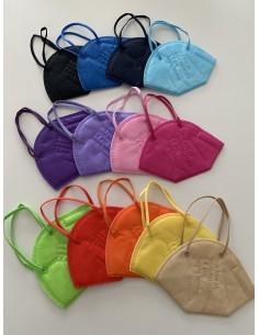 FFP2 Maske Premium (Farbauswahl)