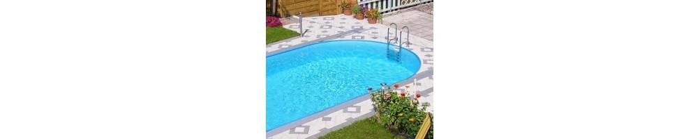 Pools - Stahlwandpools oval -  günstig kaufen bei pool-discount.at