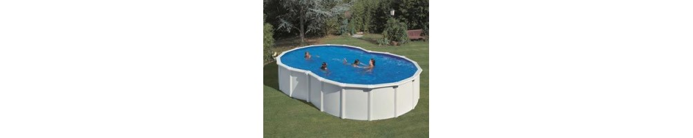 Pools - Stahlwandpools achtform -  günstig kaufen bei pool-discount.at