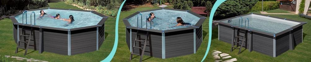 Pools - Composite/WPC Pools -  günstig kaufen bei pool-discount.at