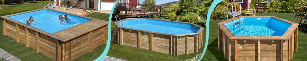 Pools - Echtholz Pools -  günstig kaufen bei pool-discount.at